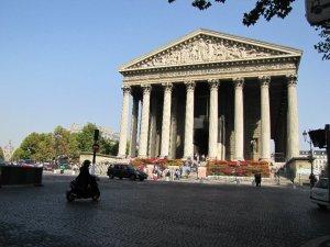 Madeleine, Paris.