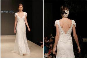 Vestido Celebrity da coleção Off White/Mariage da Emannuelle Junqueira. Meu preferido!