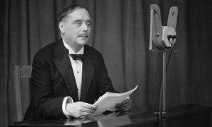 O grande H.G. Wells